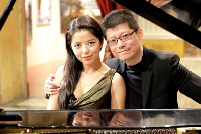 Dr. Catherine Lan and Tao Lin, Duo Beaux Arts
