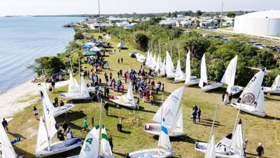 Youth Sailing Foundation regatta