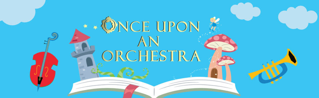 Once Upon an Orchestra - logo
