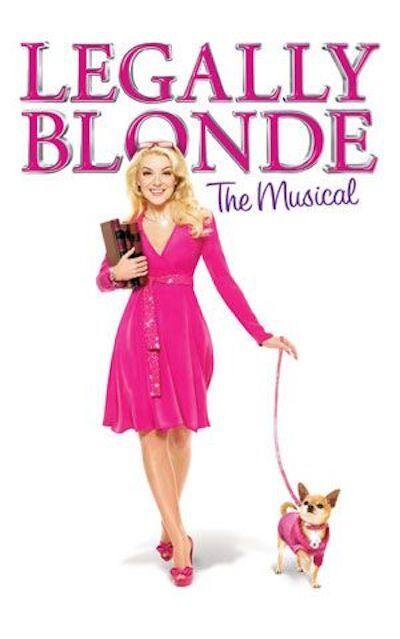 Legally Blond - The Musical - poster