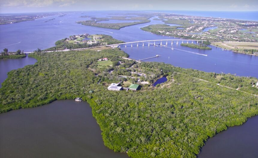 ELC - lagoon island campus in Vero Beach