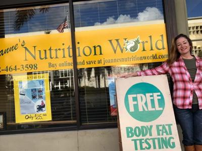 Joanne's Nutrition World can help guide you