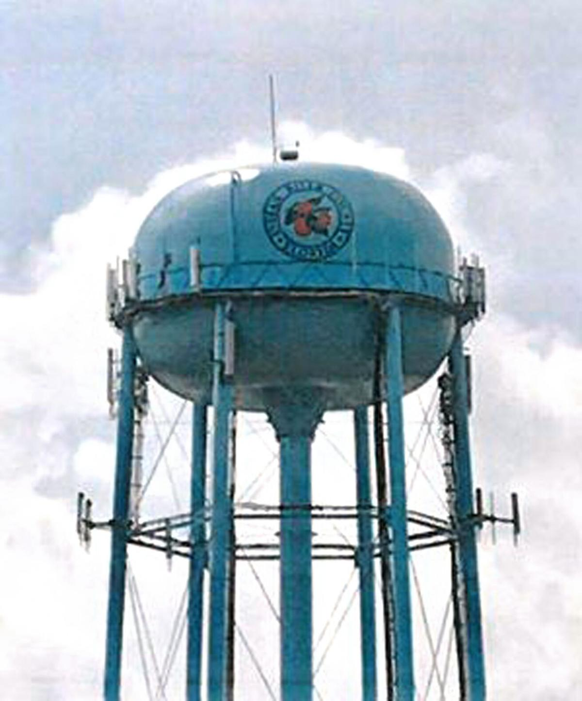 Gifford Water Tower