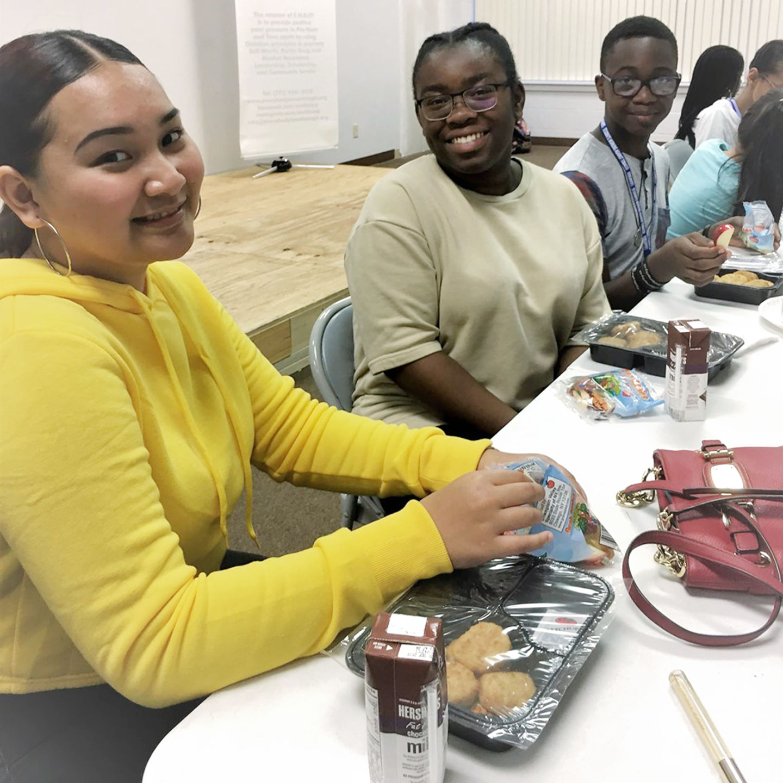 TCFB Summer Meals program