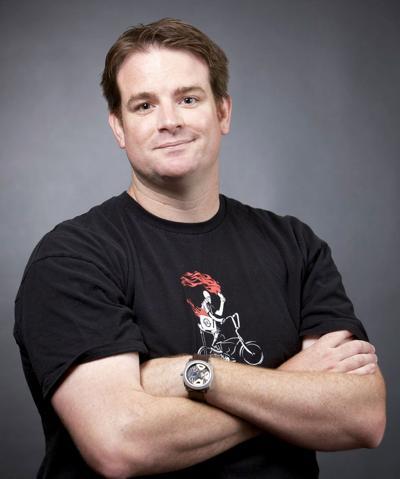 Comedian Devin Siebold