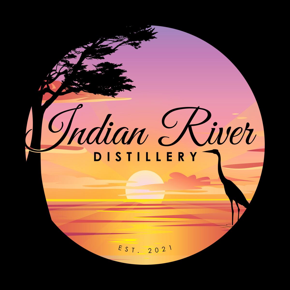 Indian River Distillery logo