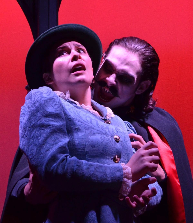 Vero Beach Theatre Guild Dracula 1