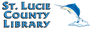St. Lucie County Library - logo