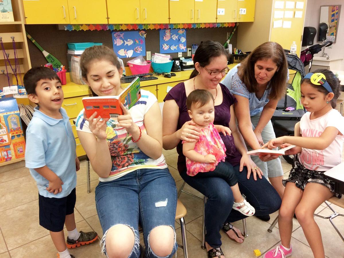 Learning Alliance Family Engagement Night at Fellsmere Elementary School