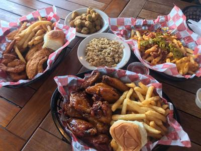 For chicken wings done right, visit Phatz