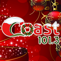 There's no place like 101.3 The Coast for the holidays