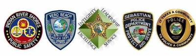 Indian River County law enforcement logos