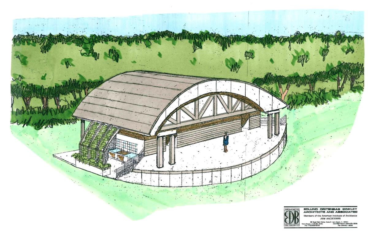 Schidel Education and Event Pavilion at ELC