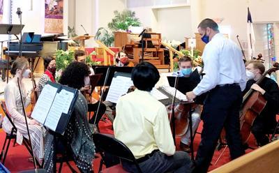 First Presbyterian Church String Orchestra