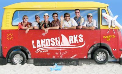 Landsharks band