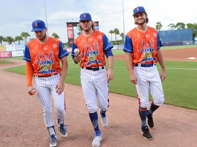 Strike Out Hunger St. Lucie Mets