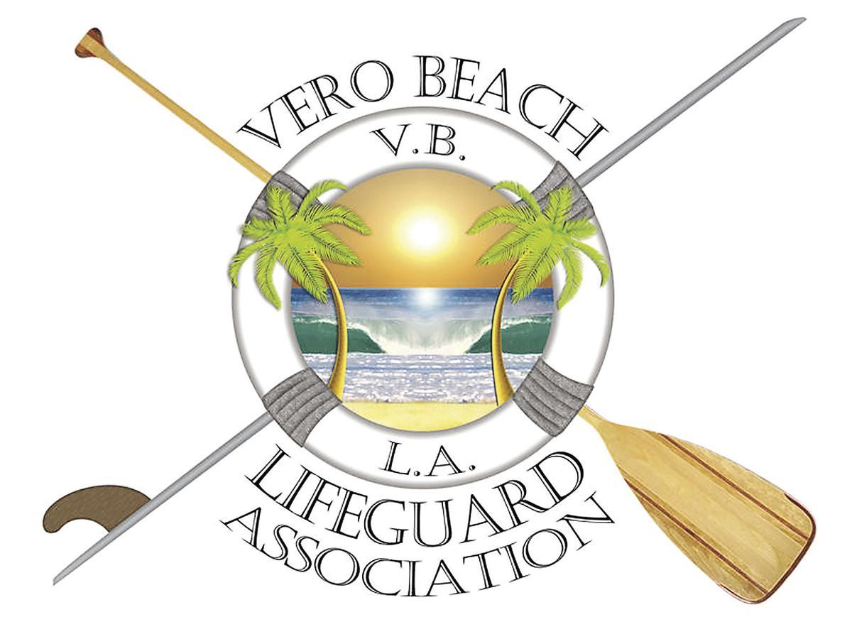 Vero Beach Lifeguard Association logo