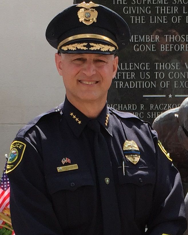 Chief Keith Touchberry