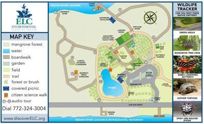 ELC campus map