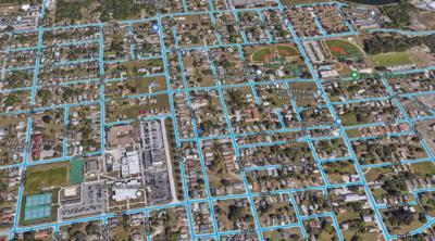 Fort Pierce - Lincoln Park neighborhood