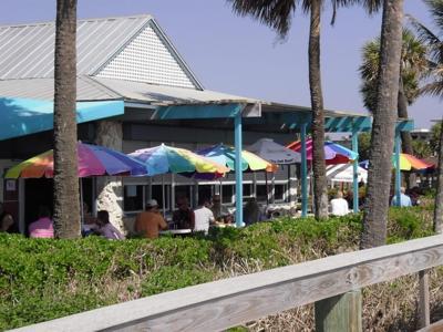 Seaside Grill, Jaycee Park, Vero Beach
