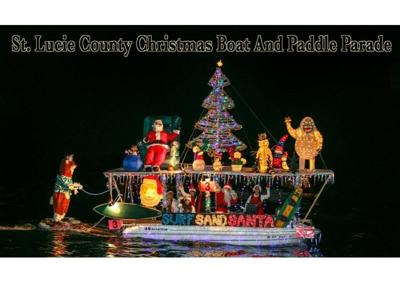 Ft Pierce Entertainment 2020 Christmas Eve Annual Holiday Boat Parade, other fun events this weekend | News