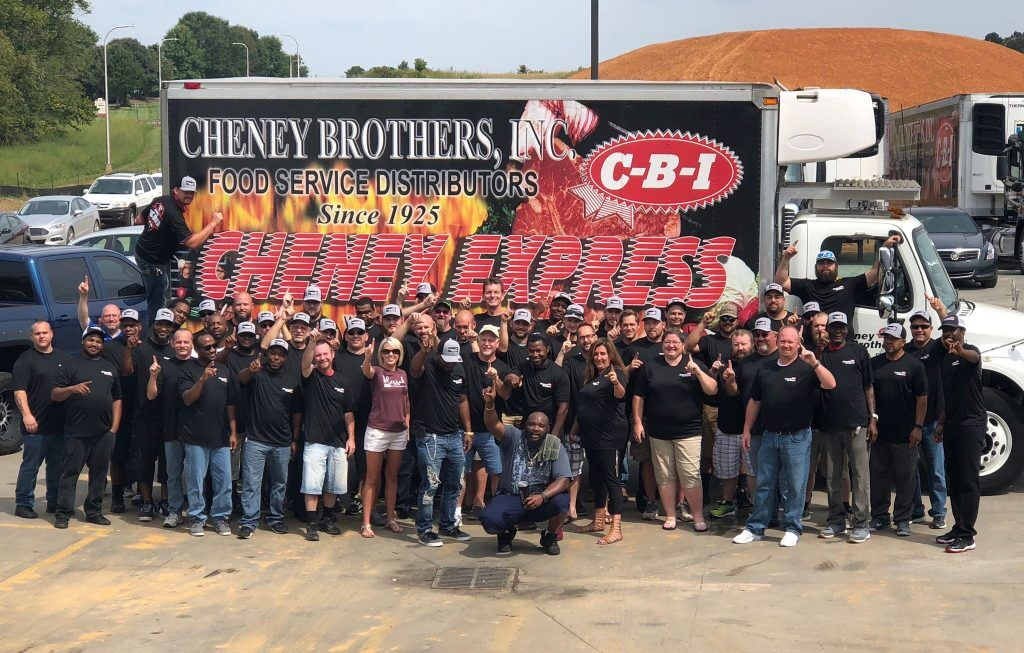 Cheney Brothers to open plant