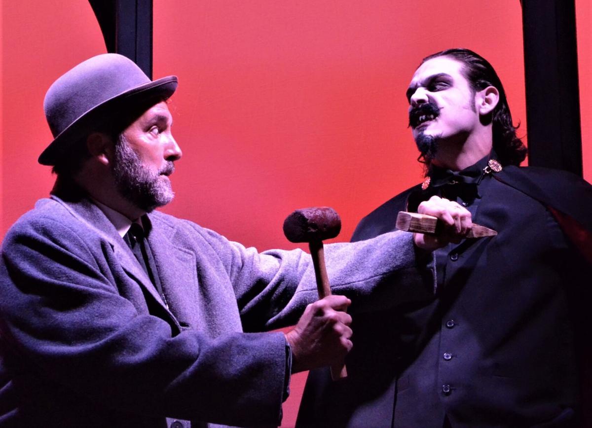 Vero Beach Theatre Guild Dracula 2