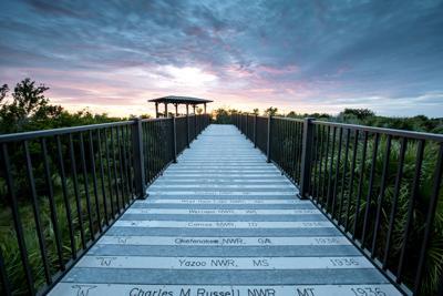 Pelican Island National Wildlife Refuge Centennial Trail