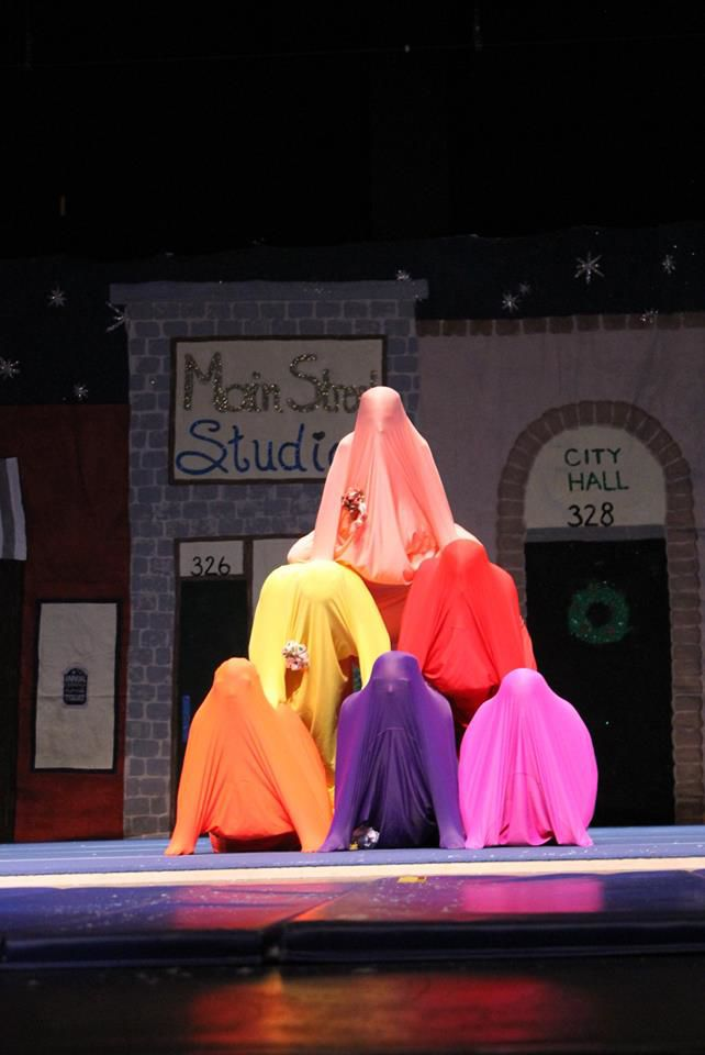 Vero Beach Recreation Department's 2018 holiday production
