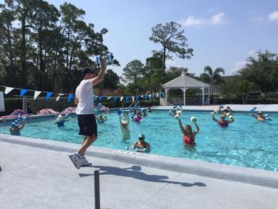 Leisure Square swimming pool