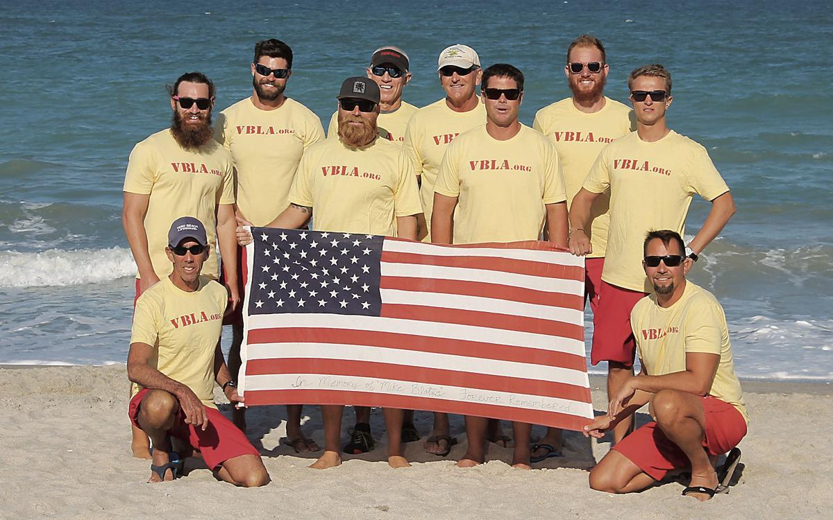 Vero Beach lifeguards