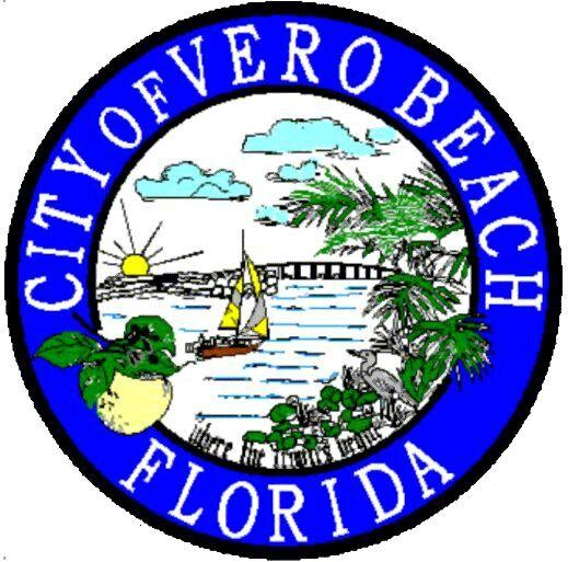 City of Vero beach Florida - logo