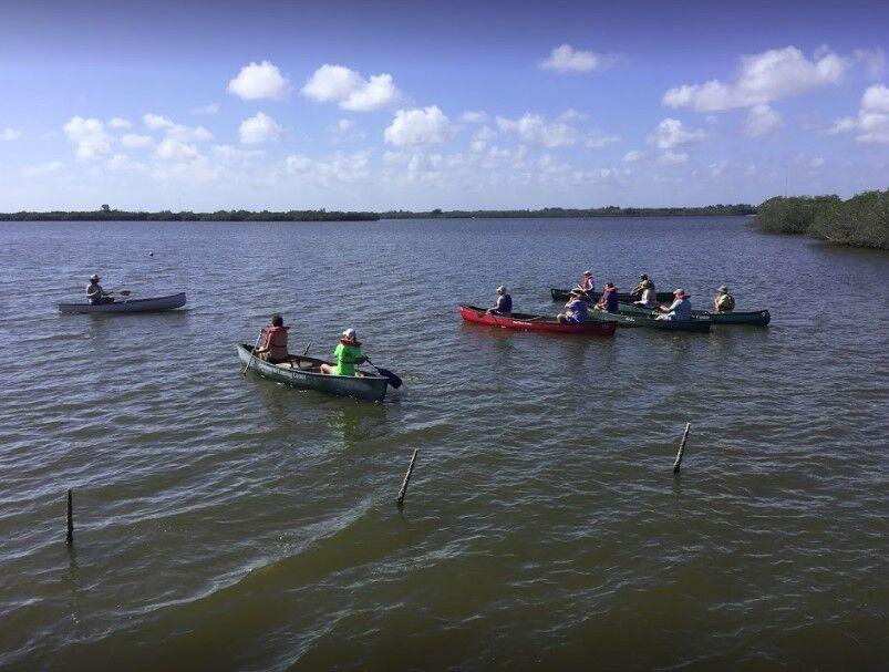 ELC - canoeing