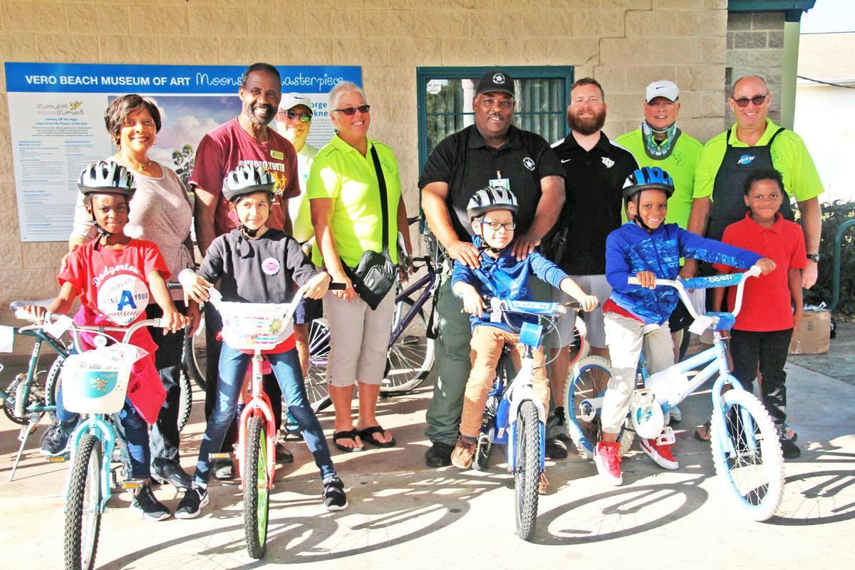 GYAC, Teddy Floyd, BWIRC free bike program