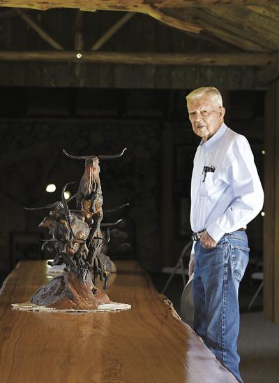 Iconic rancher, pioneer 'Bud' Adams passes away at 91