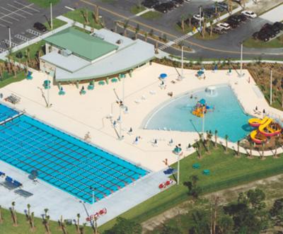 The North County Aquatic Center in Sebastian