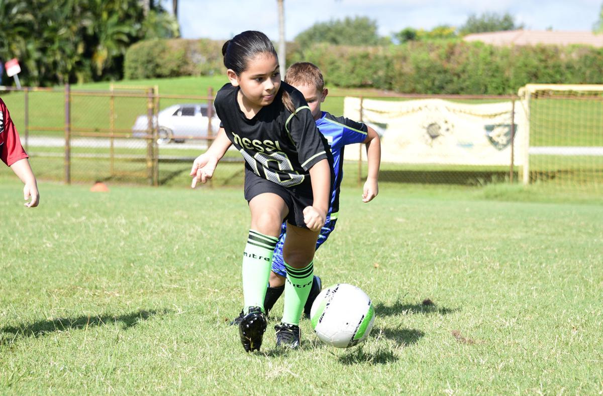 Mako Soccer Clinic