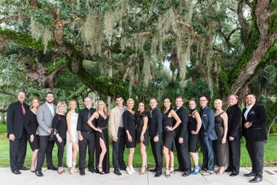Dancing with Vero's Stars 2020 dancers and instructors