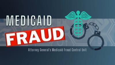 Medicaid Fraud - AG's logo