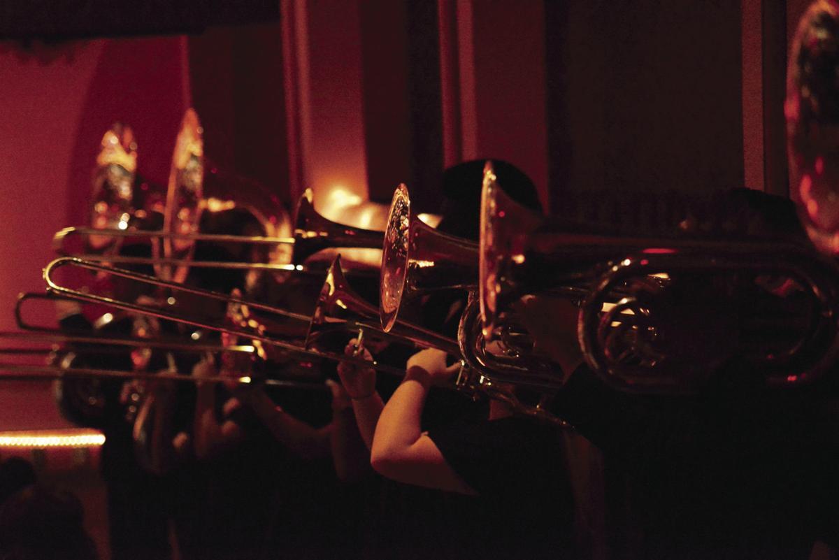 Sebastian River High School horn section, Prism