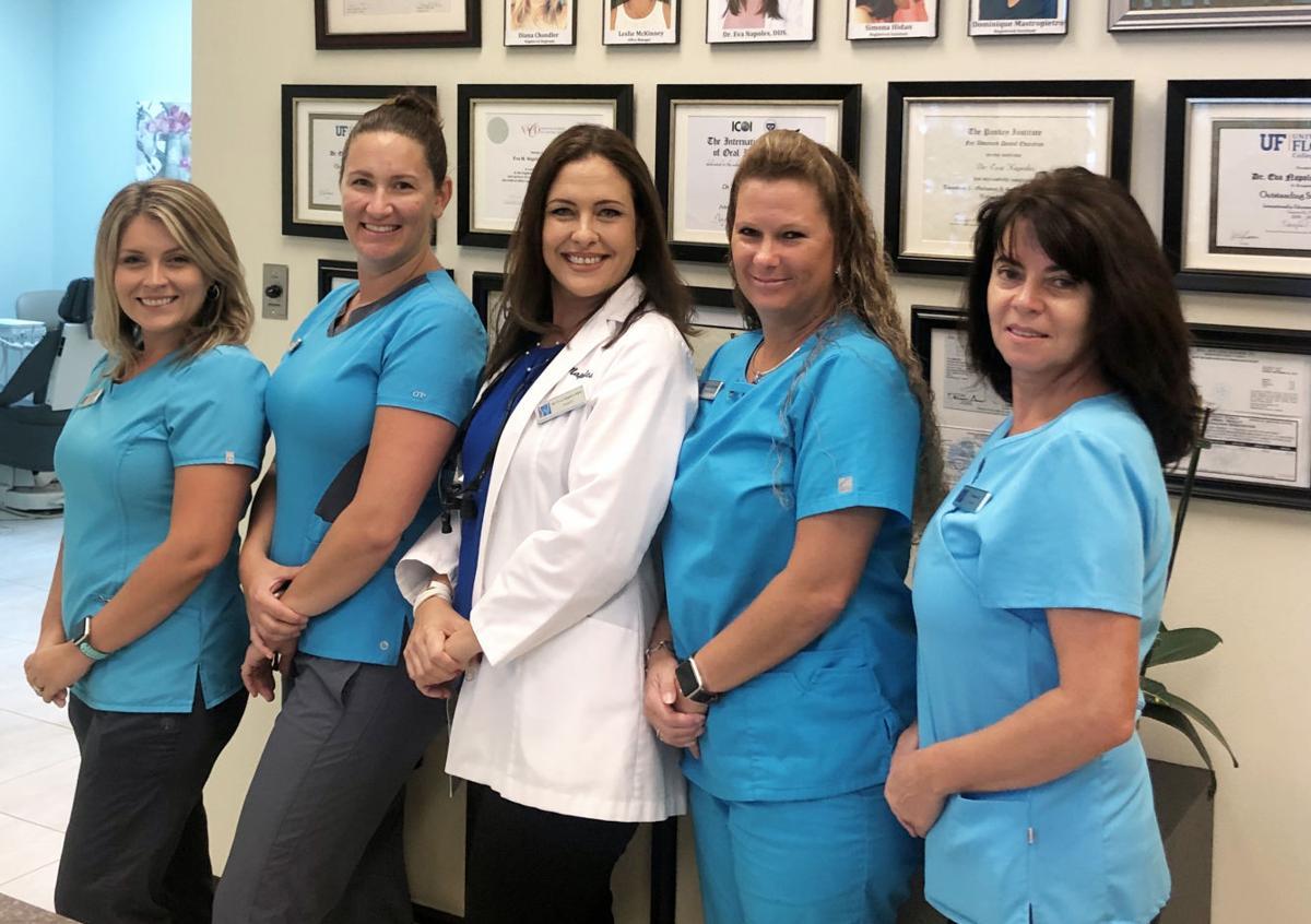 Nuva Dental staff