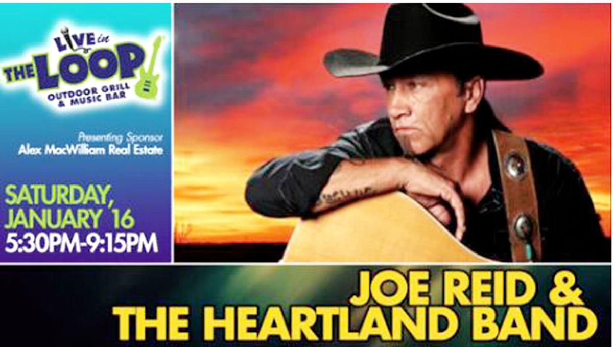 Joe Reid and the Heartland Band