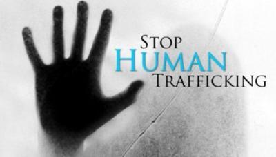 Trafficking logo