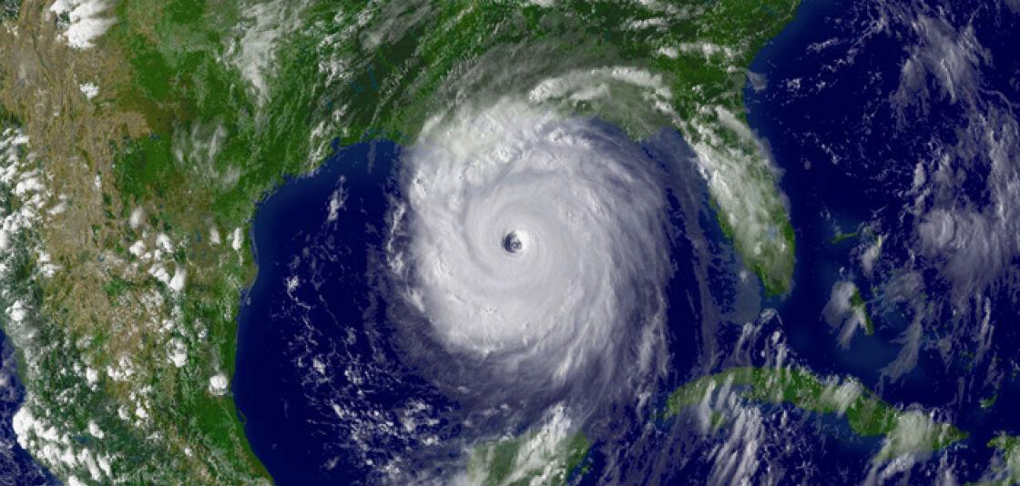 Hurricane Katrina - Aug. 2005