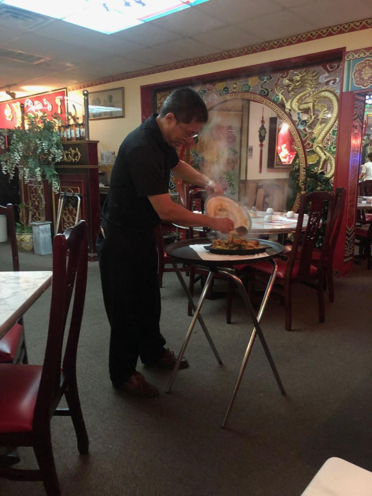 Peking Chinese Restaurant is set apart from the rest