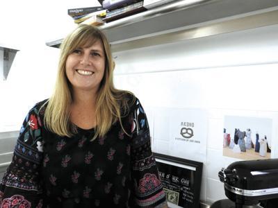 Artist opens kitchen to empower women