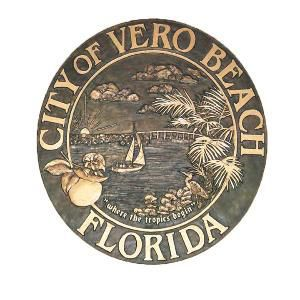 City of Vero Beach logo