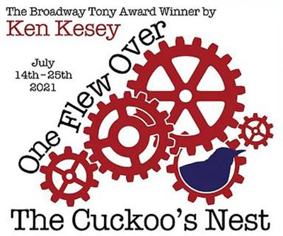 One Flew Over the Cuckoo's Nest Riverside Theatre poster