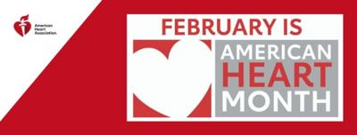 February is Heart Month - logo